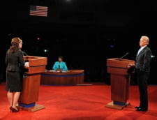 Palin si Biden i-au batut la audienta pe McCain si Obama