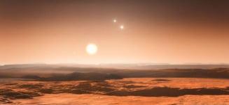 Pamantul, la indigo: Trei planete locuibile, descoperite dintr-un foc