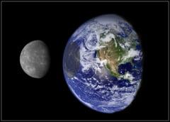 Pamantul e un canibal: Cum a inghitit o planeta similara cu Mercur