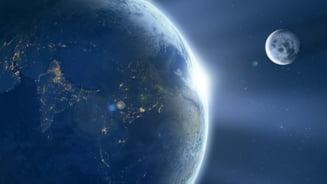 Pamantul si Luna in aceeasi fotografie. NASA a publicat o imagine uimitoare