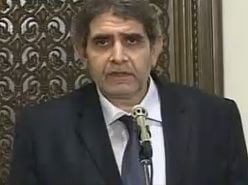 Pambuccian: Legea-cadru a Salarizarii intra in vigoare in 2011, dar anual se dau legi de aplicare