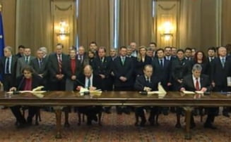 Pambuccian: USL va semna protocolul privind tratatul fiscal - Nu avem alta cale!