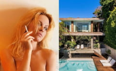 Pamela Anderson isi vinde vila de lux din Malibu. Suma exorbitanta pe care o va plati viitorul proprietar