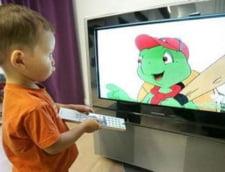 Pana la majorat, copiii isi petrec 4 ani in fata monitorului