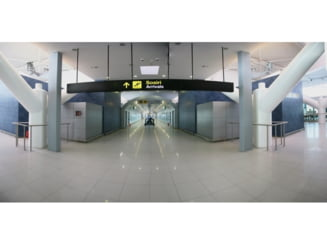 Pana sa avem metrou spre aeroport am putea ajunge la Otopeni cu un tren usor