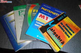 Pana si manualele de clasa I sunt gresite: Elevii invata ca 12 este mai mare ca 16. Iata si o eroare din manualul de Romana
