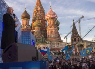 Pana unde merg interesele lui Putin - Ar putea sa treaca de Ucraina provocarile rusesti?