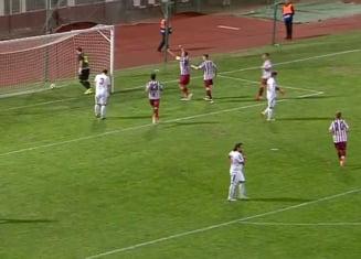 Pancu salveaza Academia Rapid in primul derbi de clasament din Liga 4