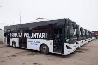 Pandele anunta ca retrage autobuzele din zona metropolitana Bucuresti-Ilfov. Primaria Capitalei a sistat platile catre societatea din Voluntari