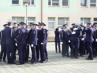 Pandemia blocheaza admiterea la Scoala de Politie din Campina
