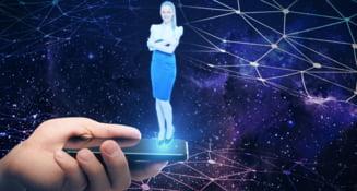 Pandemia schimba brutal comunicarea umana. Ce rol vor juca hologramele in viitor VIDEO