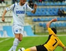 Pandurii a castigat in ultimul minut partida cu FC Brasov