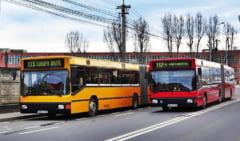 Panica in autobuzul de pe traseul 10 din Sibiu - Un barbat a murit