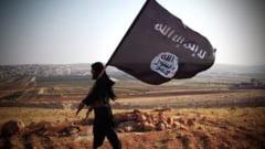 Panica intr-un oras european: Au confundat steagul UE cu cel al Statului Islamic si au chemat Politia