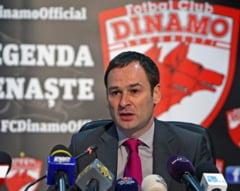 Panica la Dinamo: Prima masura luata impotriva lui Negoita dupa ce a fost pus sub control judiciar - surse