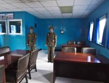 Panmunjeom, locul unde turistii dau declaratie ca nu se vor opune sa fie ucisi (galerie foto)