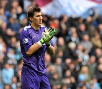 Pantilimon pleaca de la Manchester City!