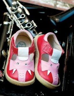 Pantofiori Veseli, un concept inedit pe piata incaltamintei de copii