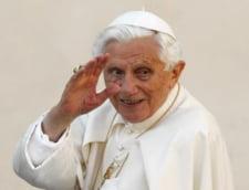 Papa, in ultima sa audienta publica: A fost o povara grea (Video)