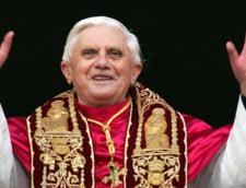 Papa Benedict crede ca presa ar trebui sa nu mai dea atatea stiri negative (Video)