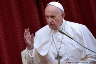 """Papa Francisc, îndemn pentru vaccinarea impotriva COVID: """"Un mod simplu, însă profund de promovare a binelui comun"""""""