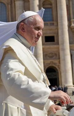 Papa Francisc: Abuzurile sexuale au fost ignorate mult timp, am aratat nepasare fata de copii