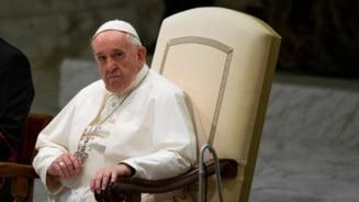 Papa Francisc: Cei care sunt impotriva mastilor nu ar protesta niciodata impotriva mortii lui George Floyd