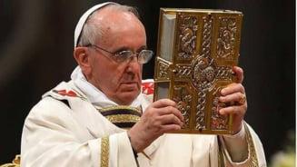 Papa Francisc: Curia papala este leprozeria papalitatii