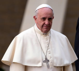Papa Francisc: Hraniti-i pe cei flamanzi, salvati viata pe planeta