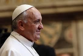 Papa Francisc, despre libertatea de expresie: Daca prietenul meu imi injura mama, primeste un pumn