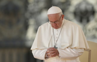 """Papa Francisc, despre parteneriatele civile între persoanele de același sex: """"Sunt bune și utile pentru mulți"""""""