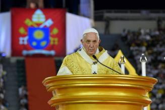Papa Francisc, in vizita in Japonia. Va vorbi despre armele nucleare