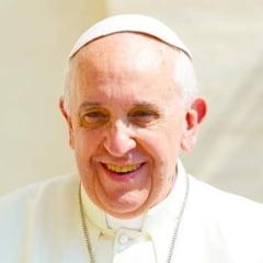 Papa Francisc, invitat in Romania