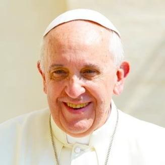Papa Francisc, invitat oficial in Romania, la Blaj: Nu asteapta Sfantul Parinte spatii ample si somptuoase