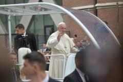 Papa Francisc, mesaj de la Roma: Sa ne rugam cu totii pentru ca Dumnezeu sa binecuvanteze din abundenta Romania