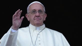 Papa Francisc, pledoarie pentru pace: Va rog sa incetati