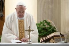 Papa Francisc a donat, chiar de ziua sa, cinci ventilatoare pentru bolnavii de COVID-19 tratati la Suceava