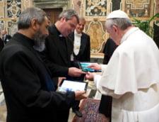 Papa Francisc a inaugurat o aplicatie pentru iPad a Vaticanului