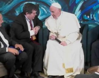 Papa Francisc a inaugurat prin videoconferinta un centru din cadrul SNSPA (Video)