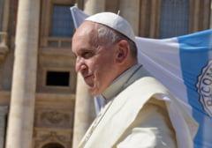 Papa Francisc a introdus reduceri si pedepse alternative in Codul Penal al Vaticanului
