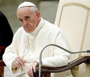 Papa Francisc anunta un scenariu teribil: Biserica Catolica s-ar putea prabusi (Video)