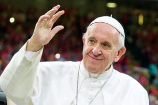 Papa Francisc ar putea veni in Romania in mai 2019