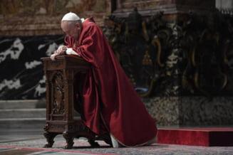 Papa Francisc critică egoismul lumii contemporane: ''O societate centrată pe interese nu generează viaţă''