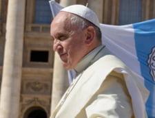 """Papa Francisc ii critica pe cei care au plecat in vacanta de sarbatori: """"S-au gandit doar sa se distreze"""""""