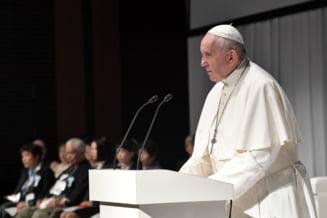 """Papa Francisc ii dojeneste aspru pe cei care resping sfaturile medicilor in actuala pandemie: """"Nu este calea cea buna"""""""