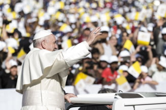 Papa Francisc le cere oamenilor sa spuna la spovedanie pacatele impotriva mediului