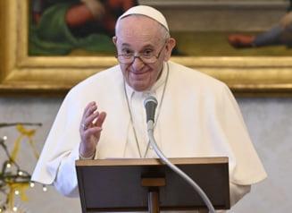 """Papa Francisc se vede murind la Roma: """"Voi fi in exercitiul functiunii sau emerit. Nu mi-e dor de Argentina. Nu ma voi intoarce"""""""