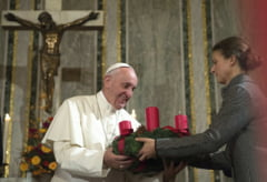 Papa Francisc va citi mesajul de Craciun din interiorul Vaticanului, din cauza restrictiilor anti-pandemie
