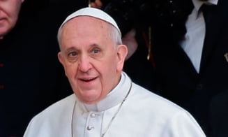 Papa Francisc vrea sa tina slujba la Ierusalim (Video)