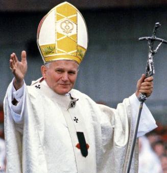 Papa Ioan Paul al II-lea, una dintre cele mai remarcabile personalitati